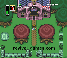 Zelda 3 : A Link to the Past !