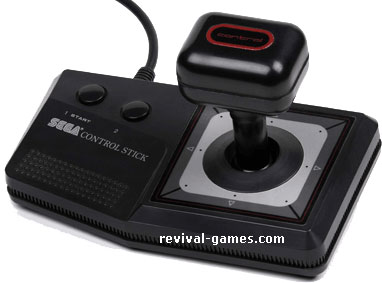 Control Stick Master System !